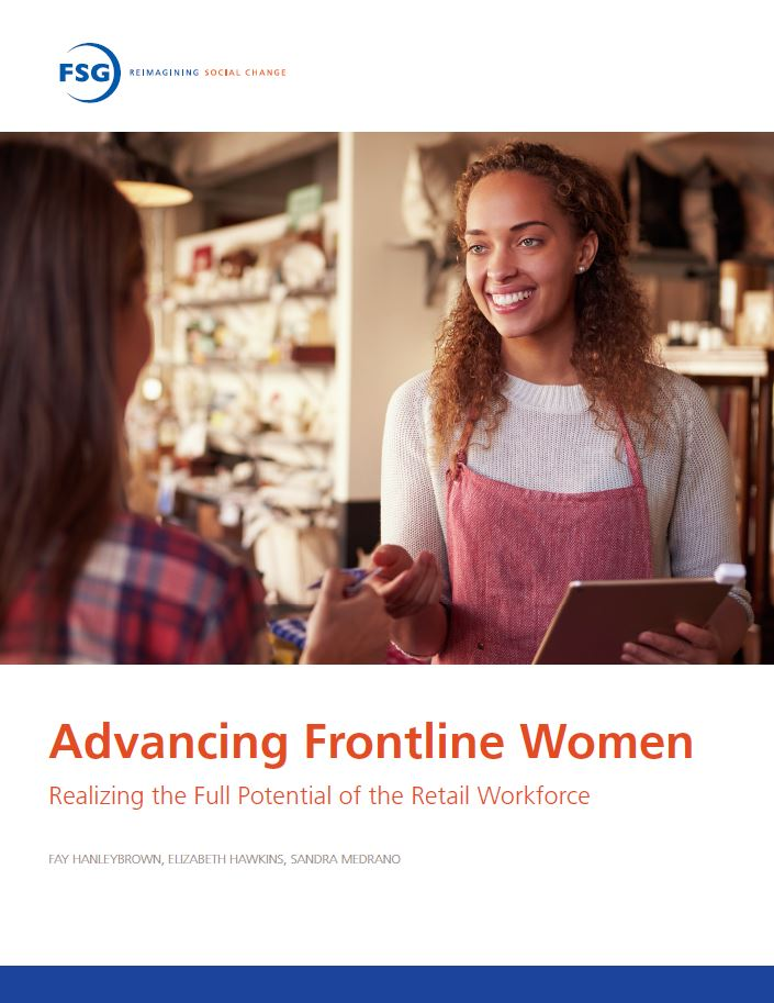 Advancing Frontline Women: Realizing the Full Potential of the Retail Workforce