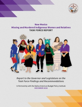 New Mexico Missing and Murdered Indigenous Women and Relatives TASK FORCE REPORT