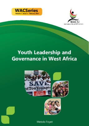 Youth Leadership and Governance in West Africa